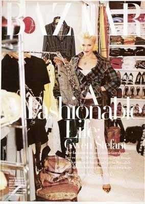 Un viaje a la intimidad del armario de Gwen Stefani