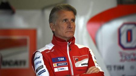 Paolo Ciabatti Ducati Motogp