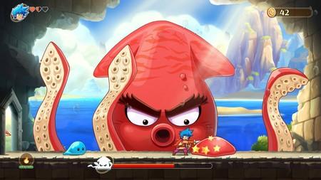 Monster Boy and the Cursed Kingdom ya cuenta con fecha de lanzamiento en PC y llegará a finales de julio