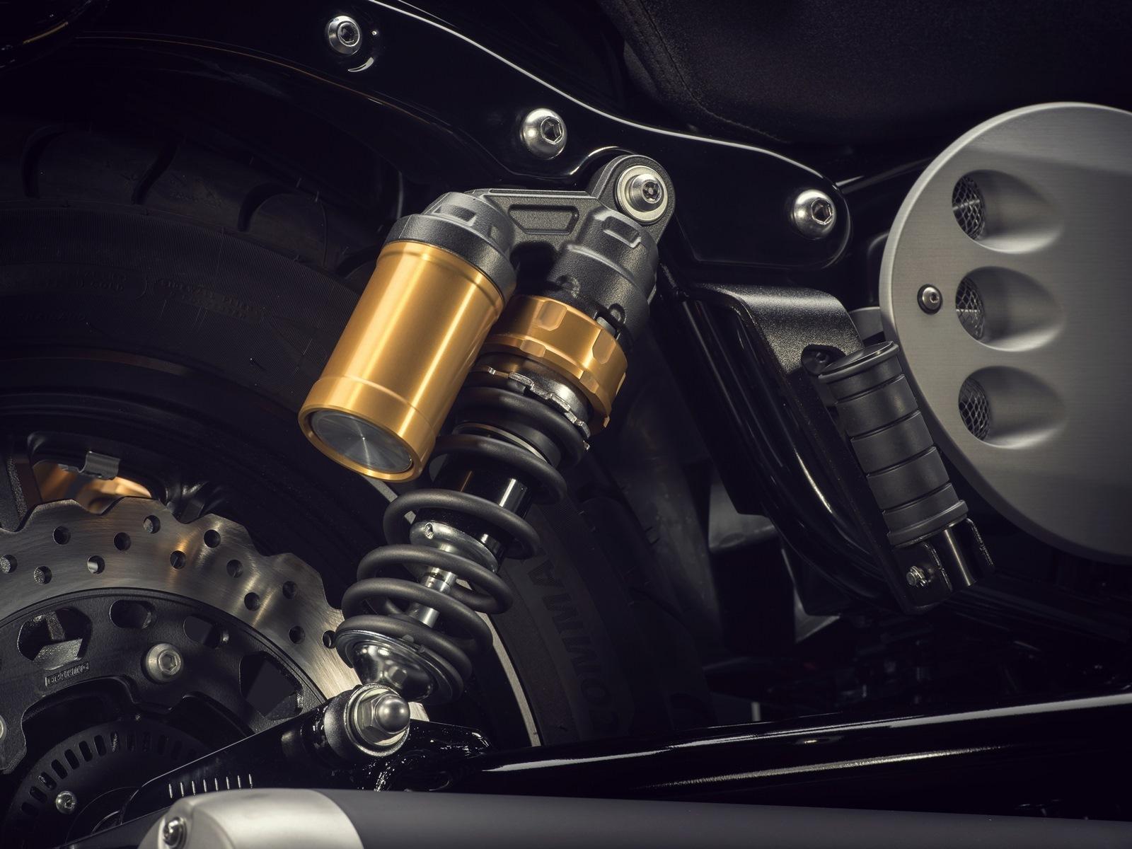 Foto de Yamaha XV950 Racer (11/33)
