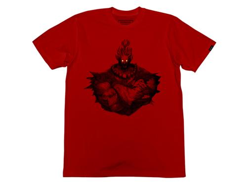 Foto de Triumvir, camisetas de Super Street Fighter X (1/8)