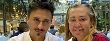 Belén Esteban rompe con su representante Agustín Etienne por WhatsApp: Antonio David y Rocío Flores, los principales causantes