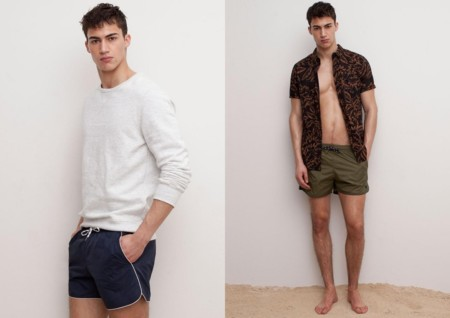 Pull Bear Beachwear Collection Trendencias Hombre 2015 04