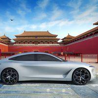 Infiniti anuncia una nueva plataforma para coches eléctricos basada en el Q Inspiration concept
