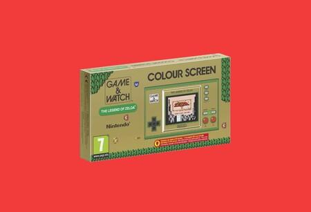 Si eres fan de la saga Zelda, esto te interesa: ya puedes reservar el Game & Watch: The Legend of Zelda con tres juegos en oferta por 49,99 euros