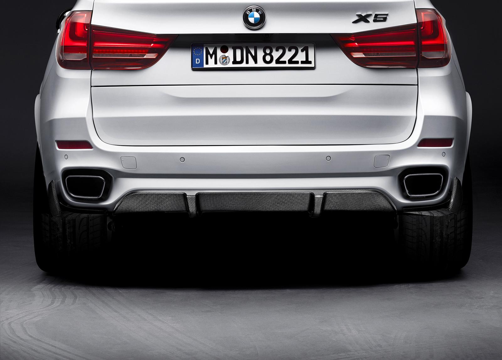 Foto de BMW X5 M Performance (5/11)