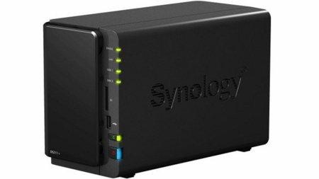 Synology DiskStation DS211+, un NAS todoterreno para el consumidor exigente