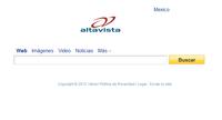 Yahoo! Anuncia el cierre de Altavista para el 8 de julio