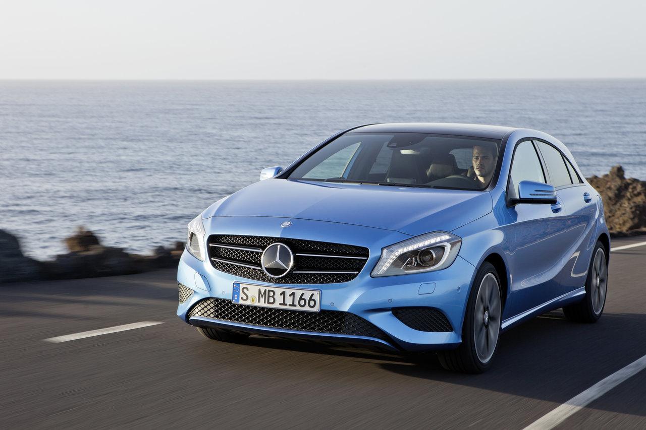 Foto de Mercedes-Benz Clase A 2012 (55/67)