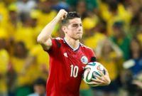 James y Falcao, entre los jugadores más populares en Instagram
