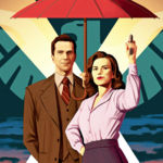 'Agent Carter' se va a Hollywood en el primer trailer de su segunda temporada