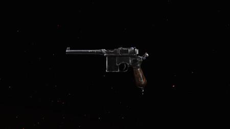 Pistola Ametralladora Vanguard