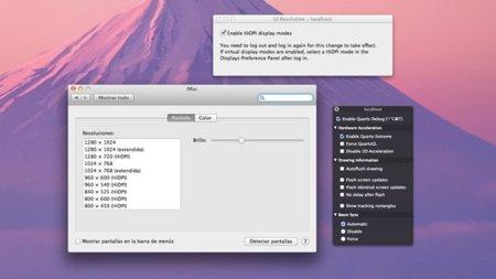 Cómo activar el modo HiDPI de Lion para pantallas de alta definición