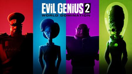 Evil Genius 2: World Domination, el juego que sacará el villano que llevamos dentro, saldrá a finales de marzo en Steam