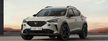 CUPRA Formentor VZ5: un SUV deportivo de 390 hp, motor de 5 cilindros y 0-100 km/h en 4.2 segundos