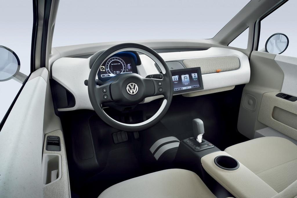 Foto de Volkswagen Space Up! Blue (23/27)