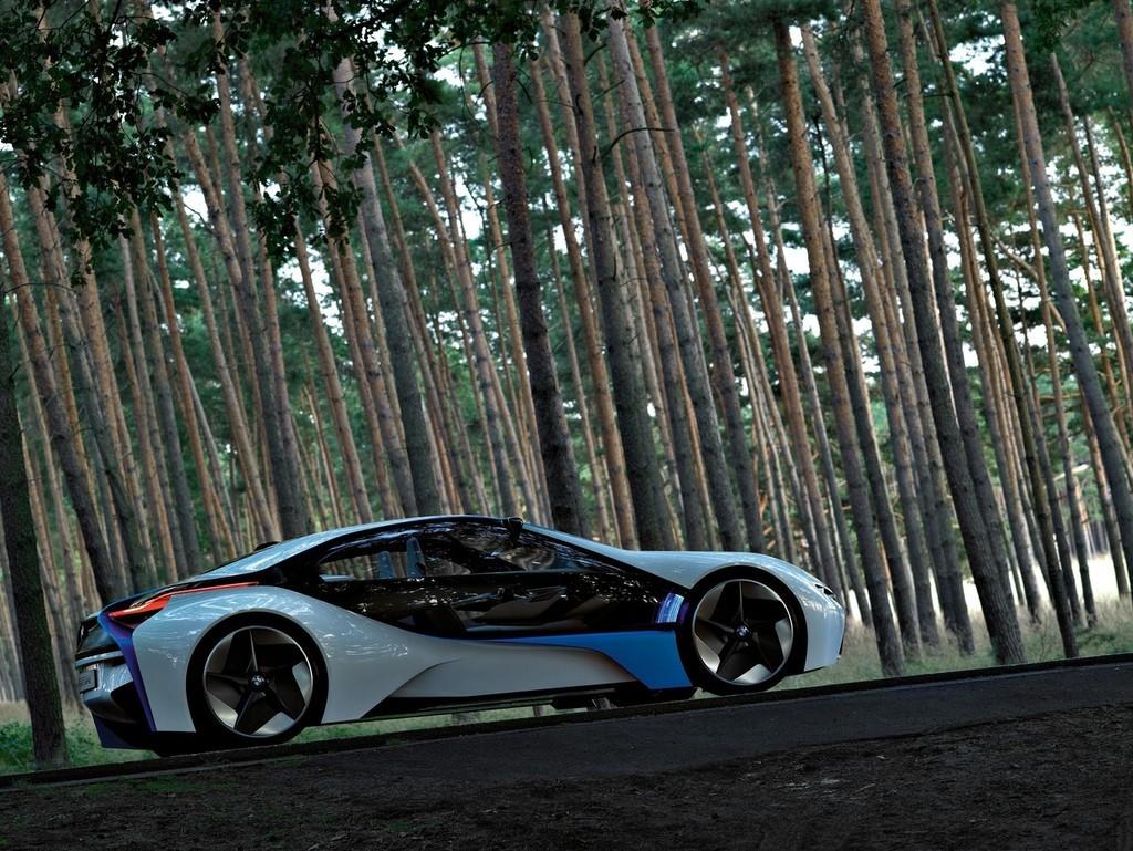 Foto de BMW Vision EfficientDynamics 2009 (90/92)