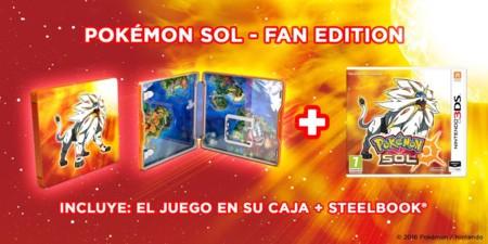 Pokemon Sol Fan Edition