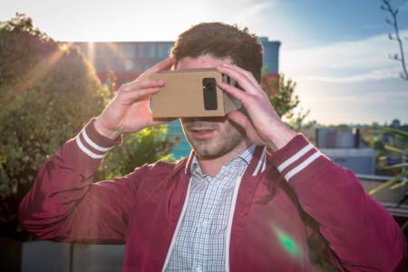 Realidad virtual a precio de ganga, Google cardboard