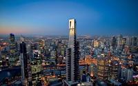 Un espectacular ático en la planta 82 de un edificio de Melbourne