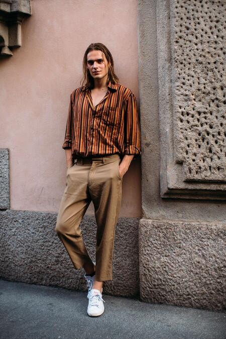 El Mejor Street Style De La Semana Trendencias Hombre Paris Fashion Week 07