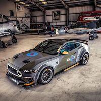 Ford Eagle Squadron Mustang GT: Los caballos no sólo galopan, también pueden volar