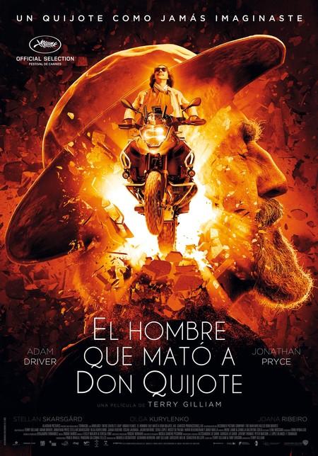 El Hombre Que Mato A Don Quijote