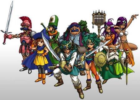 'Dragon Quest: La Prometida Celestial': más RPGs para la Nintendo DS