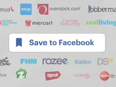 Facebook le declara la guerra a Pocket presentando 'Save to Facebook'
