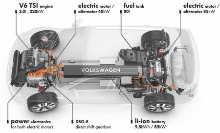 Volkswagen CrossBlue Coupé Concept 04