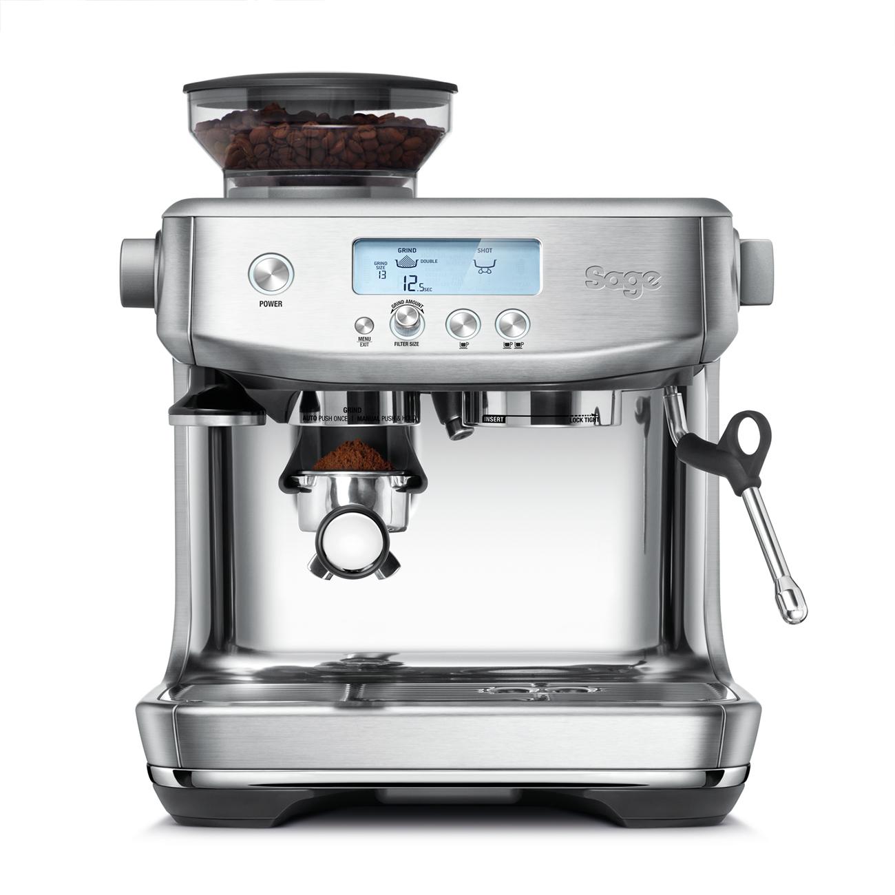 Cafetera manual Sage Barista Pro