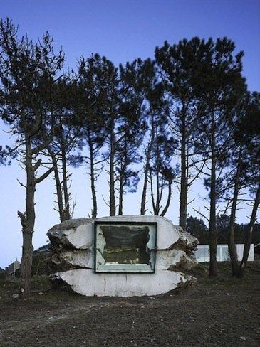 Casas poco convencionales: vivir en una mini cueva
