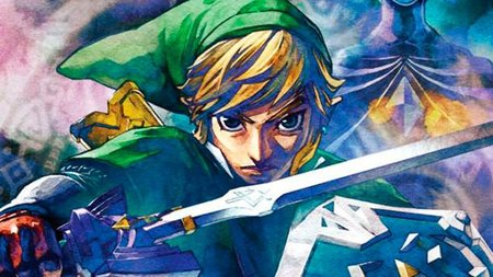 'The Legend of Zelda: Skyward Sword': nuevo diseño conceptual para babear