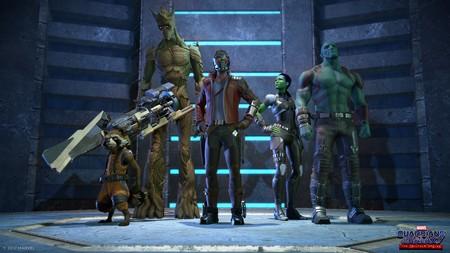 Los Guardianes de la Galaxia de Telltale se ven las caras con Thanos en el tráiler del primero de sus capítulos