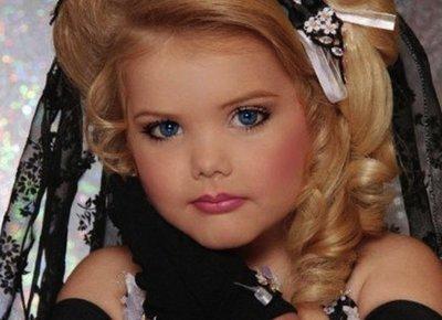 Eden Wood o las niñas-modelo que dan miedo
