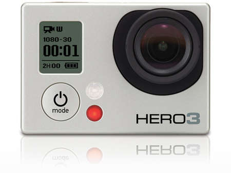 GoPro HERO 3, más compacta, más calidad