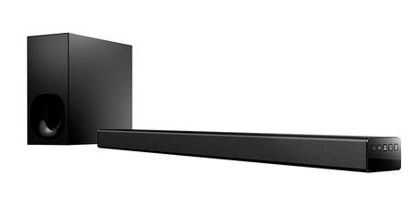Sony HT-CT180, una barra de sonido a un precio muy interesante esta semana en Mediamarkt