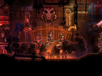 SteamWorld Heist ya cuenta con fecha y precio para su estreno en Nintendo 3DS