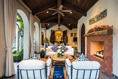 Lady Gaga Airbnb Superbowl Houston Mansion 15