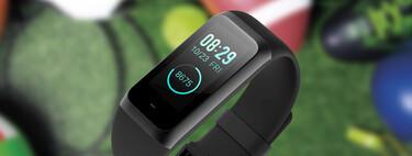 Chollazo de la Xiaomi Mi Band 4C: frecuencia cardíaca, notificaciones y batería de hasta 14 días por 9,99 euros en El Corte Inglés
