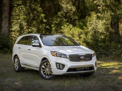 Kia Sorento, una de las SUV más seguras del mundo de acuerdo a la NHTSA