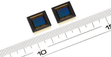 Sensor CCD de 12 megapíxeles de Sharp