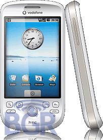 HTC Magic, el terminal Android exclusivo para Vodafone