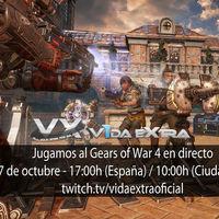 Jugamos en directo a Gears of War 4 a las 17:00h (las 10:00h en Ciudad de México) (finalizado)