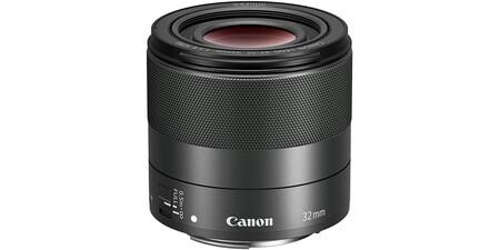 Canon Ef M 32 Mm F 1 4 Stm