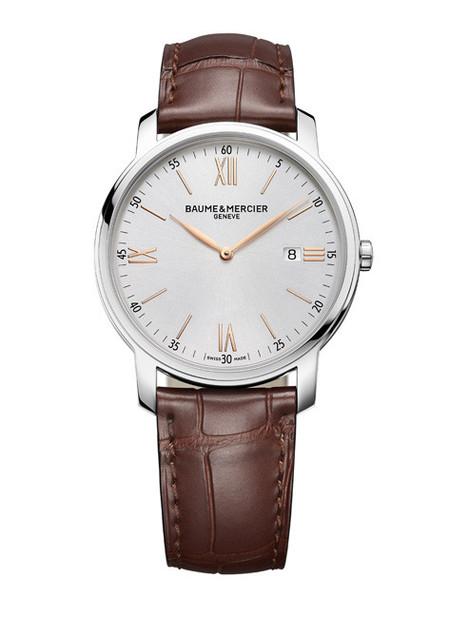 Baume & Mercier se inspira en un modelo de 1965 para dar vida al nuevo Classima
