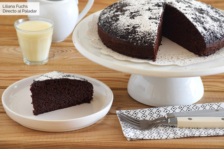 Cómo Hacer Bizcocho De Chocolate En Una Olla Receta Al Vapor Para No Encender El Horno