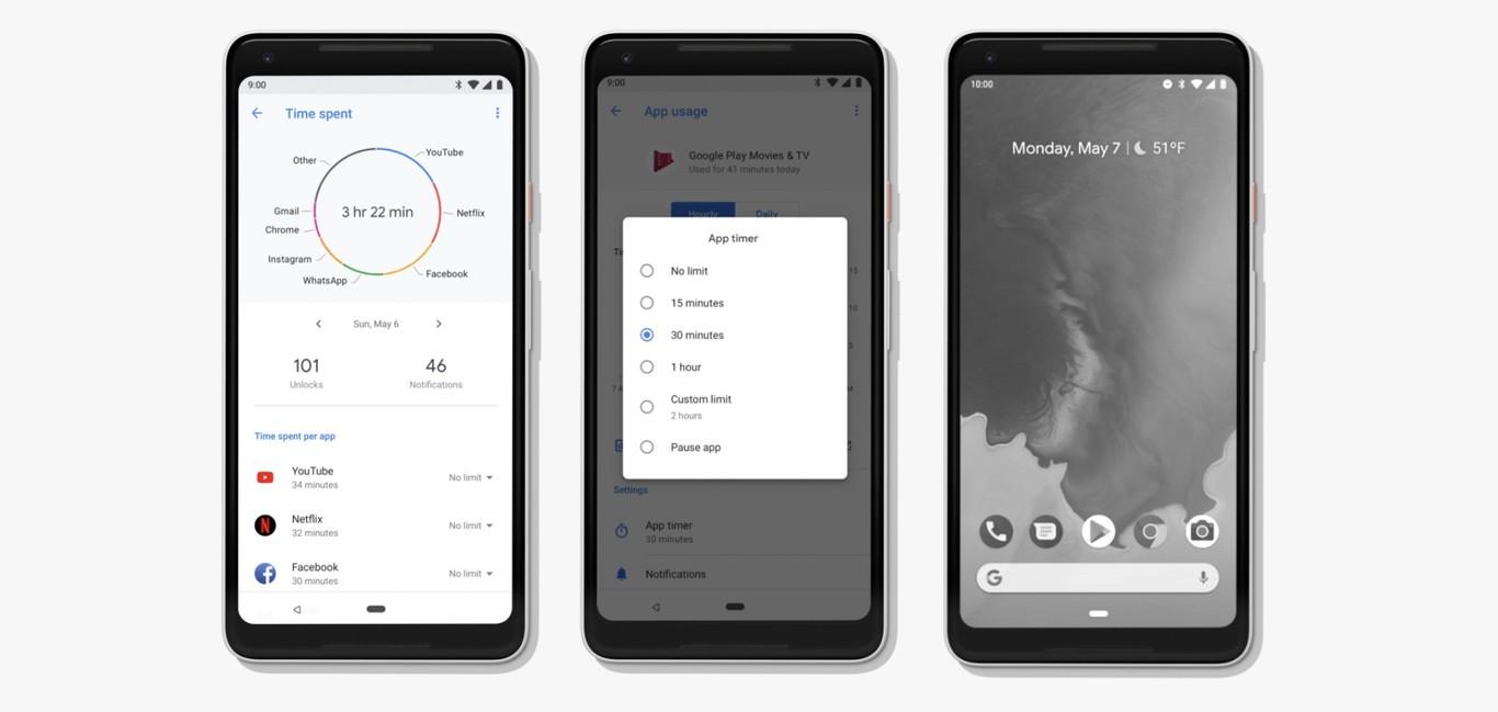 Android p as es el nuevo sistema for Pececillo nuevo de cualquier especie