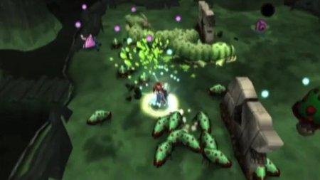 'Centipede: Infestation' anunciado para 3DS y Wii. ¡Este clásico de Atari me lo han cambiado!