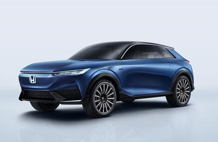 ¡Es oficial! El segundo coche eléctrico de Honda será un SUV... por ahora de tres puertas